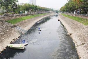 Đề xuất cống hóa sông Tô Lịch: Bất lực về quản lý?