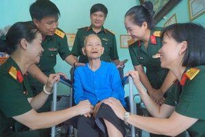 Tuổi trẻ Quân đội tiếp tục hành trình tri ân