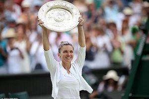 Đánh bại Serena ở chung kết, Halep lần đầu vô địch Wimbledon