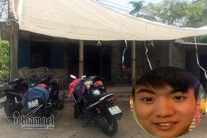 Nghi án cha giết con 4 tháng tuổi ở Thừa Thiên Huế
