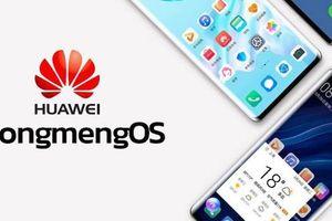 Hệ điều hành HongMeng thay cho Android của Huawei không có thật?