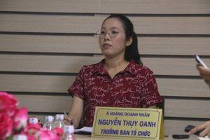 Hủy chương trình 'Tôn vinh Nữ hoàng Thương hiệu Việt Nam' vào giờ chót