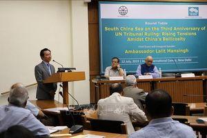 Sau 3 năm, phán quyết về Biển Đông của PCA vẫn khó thực thi