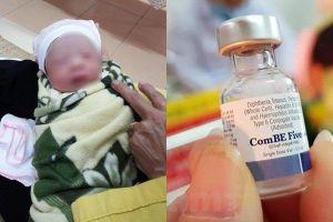 Bé tử vong sau khi tiêm vắc xin: Tiêm đúng quy trình, nguyên nhân tử vong chưa rõ?