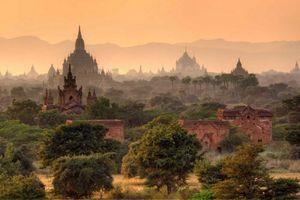 Thánh địa Bagan của Myanmar được UNESCO công nhận là di sản thế giới