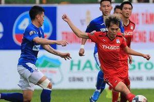 Đại bại ở Quảng Ninh, HAGL tụt sát đáy bảng xếp hạng V-League