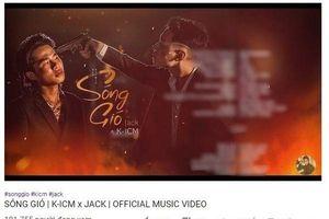 MV Sóng gió sau 12 giờ lên sóng: Chứng kiến những con số 'vi diệu' nào từ bộ đôi K-ICM & Jack?