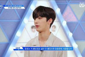 'Produce X 101': Top 7 thực tập sinh được 'pick' nhiều nhất, Cho Seung Yeon suýt chảy máu mũi vì Han Seung Woo