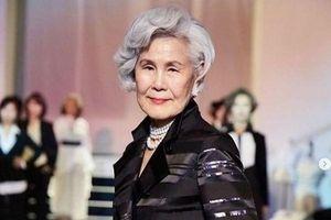 Bỏ việc để trở thành người mẫu chuyên nghiệp, người phụ nữ 77 tuổi khiến giới trẻ nể phục