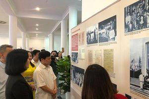 Độc đáo triển lãm 'Vì một Hà Nội thanh lịch văn minh'