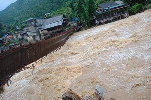 Lào Cai: Xác minh quy trình vụ nhà máy thủy điện xả lũ gây thiệt hại