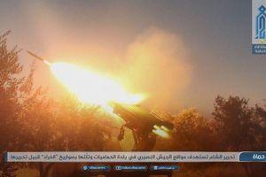 Quân đội Syria bất ngờ thất bại, mất luôn 2 thị trấn ở Hama