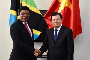 Việt Nam – Tanzania xác định nông nghiệp và viễn thông là trọng tâm hợp tác
