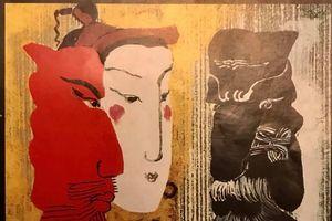 Về những bức tranh kiều của họa sĩ Lê Trí Dũng