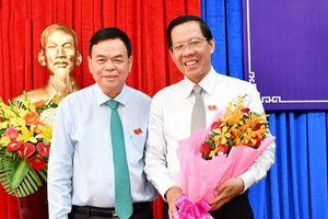 Đồng chí Phan Văn Mãi được bầu giữ chức Bí thư Tỉnh ủy Bến Tre