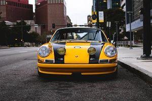 Cận cảnh Porsche 911 1967 rao bán chỉ hơn 1 tỷ đồng