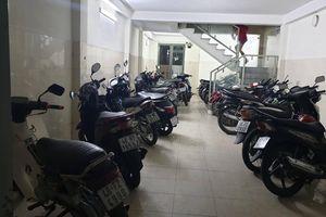 Bắt băng đột nhập dãy trọ của sinh viên trộm cả cụm 9 xe máy