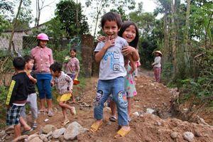 VVOB Việt Nam tập huấn trường học an toàn tại Quảng Ngãi
