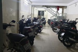 Trộm đột nhập nhà trọ lấy đi 9 xe máy ở TP.HCM