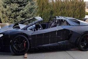 Hai cha con nhà vật lý chế tạo siêu xe bằng… máy in 3D