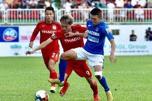 Vòng 15 V-League 2019: Thách thức lớn cho nhóm cuối bảng