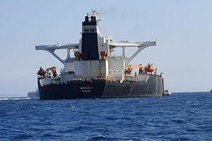 Động thái bất ngờ của Anh sau vụ bắt siêu tàu chở dầu Iran