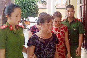 Bắt ba phụ nữ chuyên trộm cắp tài sản của du khách ở Sầm Sơn