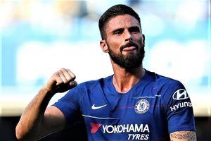 Highlights St. Patrick's Athletic 0-4 Chelsea: Giroud lập cú đúp