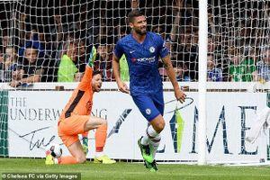 Chelsea giành chiến thắng đầu tiên dưới thời HLV Lampard