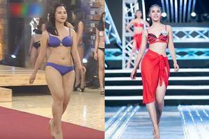 Màn 'lột xác' vóc dáng bất ngờ của thí sinh Hoa hậu Thế giới Việt Nam