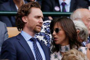 Sao Marvel bảnh bao dự khán trận chung kết Wimbledon