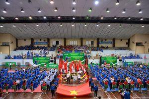 Khai mạc Giải Vovinam học sinh toàn quốc 2019