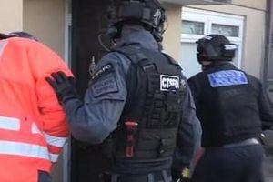 Bị cảnh sát truy kích, trùm ma túy nắm đường dây 4,7 triệu USD tẩu thoát như phim hành động