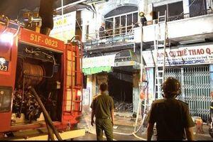 4 vụ hỏa hoạn liên tiếp ở TP HCM trong 1 tuần