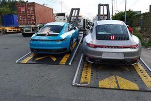 Porsche 911 thế hệ mới từ 7,6 tỷ tại Việt Nam