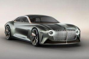 Vẻ đẹp long lanh của siêu xe Bentley được thiết kế nhân kỷ niệm 100 năm thành lập hãng