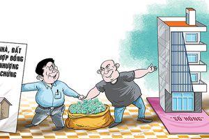 Khai giảm giá chuyển nhượng nhà đất để né thuế: Chuyện hiển nhiên(?!)