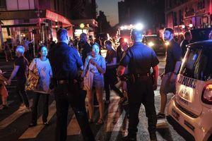 New York hỗn loạn vì mất điện trên diện rộng