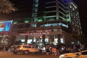 Người đàn ông tử vong sau khi rơi từ tầng 11 của khách sạn