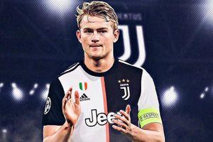 Tiết lộ chi tiết hợp đồng giữa Juventus và ngôi sao De Ligt