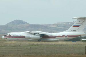 Thương vụ mua tên lửa S-400: Nga chuyển lô linh kiện thứ 5 tới căn cứ Thổ Nhĩ Kỳ