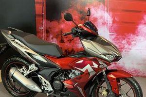 Honda Winner X đẹp 'long lanh' vừa ra mắt được trang bị những gì?