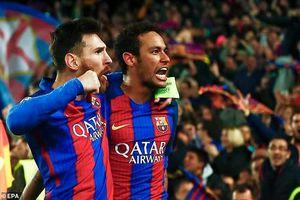Neymar cố tình khiêu khích PSG bằng lời phát biểu như 'tát nước vào mặt'