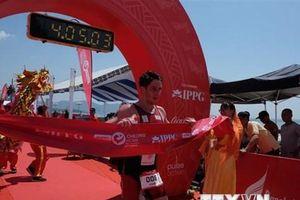 500 vận động viên dự cuộc thi ba môn phối hợp tại Nha Trang