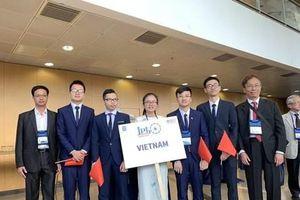 Việt Nam đứng thứ 4 tại thi Olympic Vật lý quốc tế lần 50 ở Israel