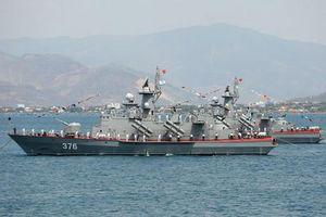 5 lớp chiến hạm có tốc độ nhanh nhất của Hải quân Việt Nam