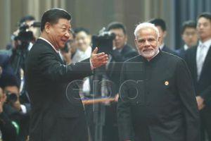 Trung - Ấn xác định thời điểm tiến hành hội nghị thượng đỉnh không chính thức