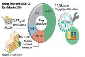 Nông nghiệp công nghệ cao 'đói' vốn FDI