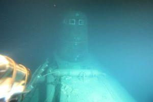 Tàu ngầm hạt nhân Liên Xô chìm dưới biển gây thảm kịch rò rỉ phóng xạ