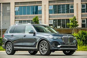 Chạm mặt SUV hạng sang BMW X7 - đối thủ mới của Mercedes-Benz GLS